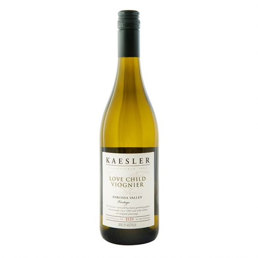 Kaesler 'Love Child' Viognier, Barossa Valley 2018