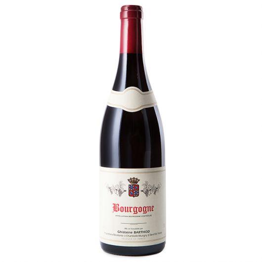 Bourgogne Pinot Noir, Ghislaine Barthod 2017