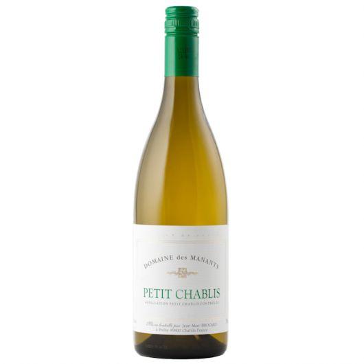 Petit Chablis, Domaine Manants, Jean-Marc Brocard 2018