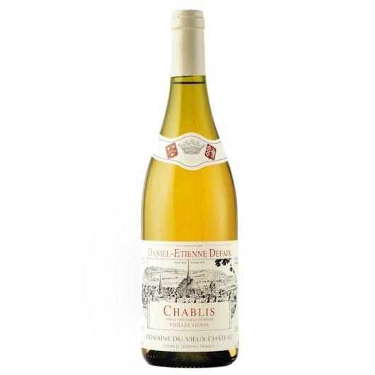 Chablis, Vieilles Vignes, Daniel-Etienne Defaix 2015