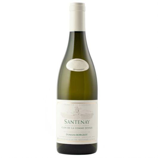 Santenay Blanc, Clos de la Comme Dessus, Laurent Borgeot 2016