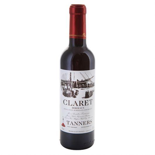 Tanners Claret, Bordeaux - Half