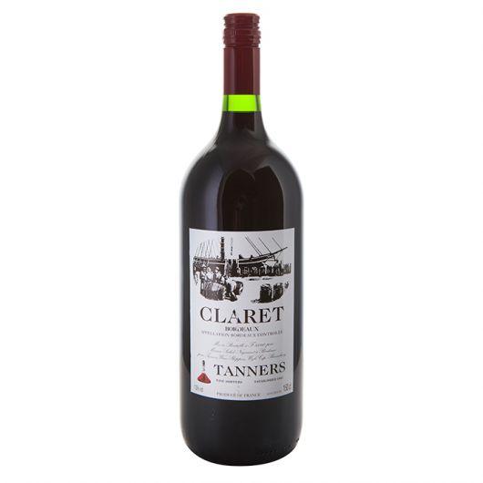 Tanners Claret, Bordeaux - Magnum