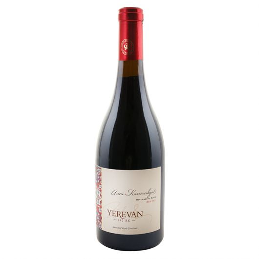 Yerevan Areni/Karmrayhut, Winemaker's Blend Red, Armenia Wine Co. 2016