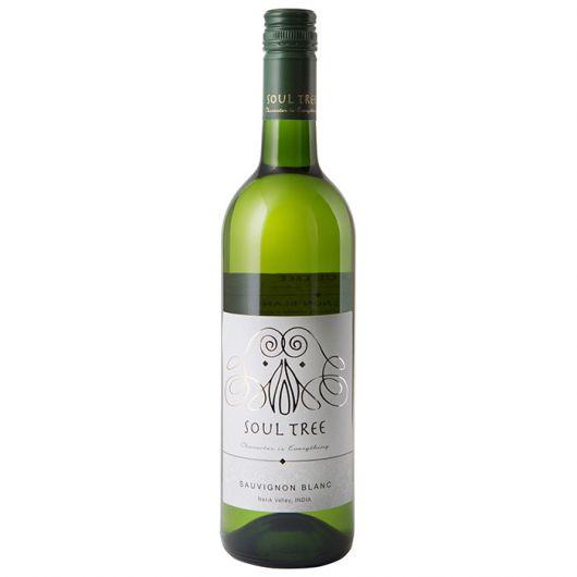 Soul Tree Sauvignon Blanc, Nasik Valley 2018