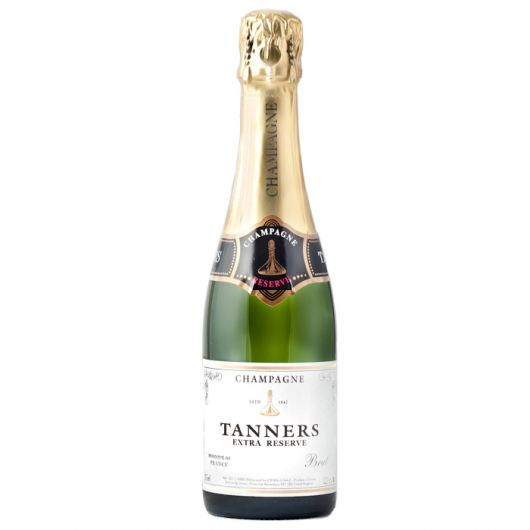 Tanners Extra Réserve, Brut Champagne - Half