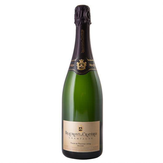 Beaumont des Crayères Fleur de Prestige, Brut Champagne, Millésime 2008
