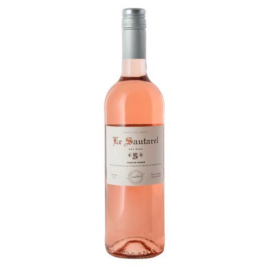 Le Sautarel Rosé, Vin de France 2019