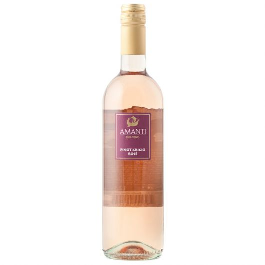 Amanti del Vino Pinot Grigio Rosato, Veneto 2019