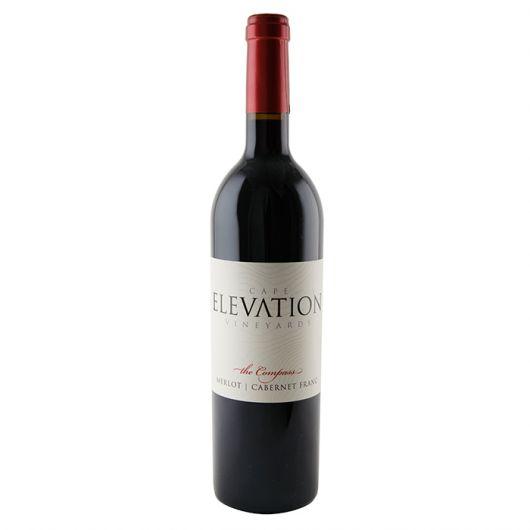 Cape Elevation Vineyards 'The Compass' Merlot/Cabernet Franc, Elgin 2016