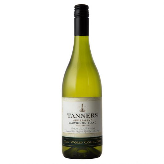 Tanners New Zealand Sauvignon Blanc, Marlborough 2019