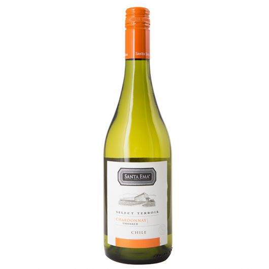 Santa Ema 'Select Terroir' Chardonnay, Maipo 2018