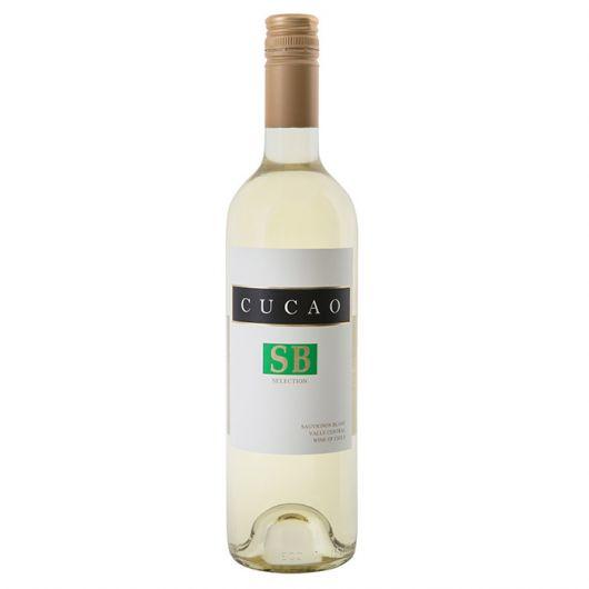 Cucao 'SB Reserva' Sauvignon Blanc, Valle Central 2018