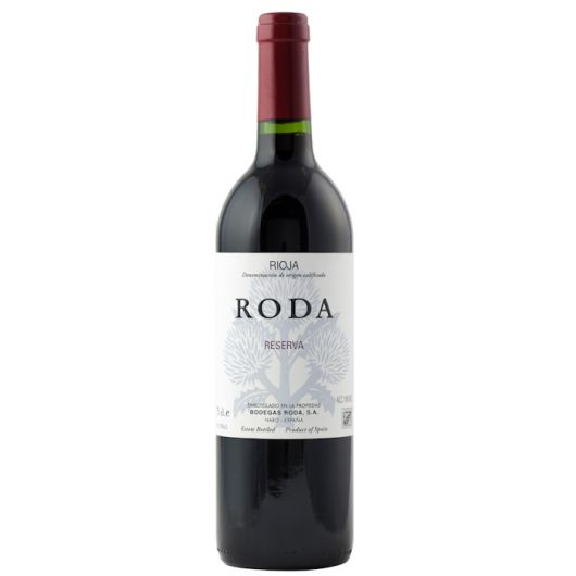 Roda Reserva, Rioja 2013