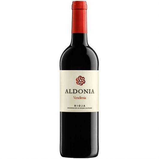 Aldonia Vendimia, Rioja 2018 (red capsule)