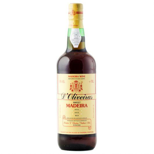 D'Oliveiras Sweet Madeira
