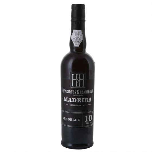 Henriques & Henriques 10 year old Verdelho Madeira - 50cl