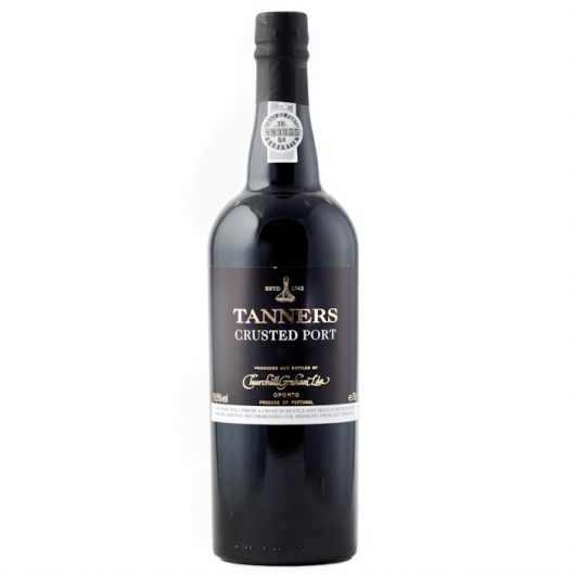 Tanners Crusted Port, Bottled 2006
