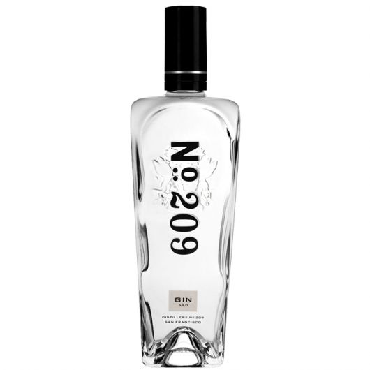 No 209 San Francisco Gin, 46% vol