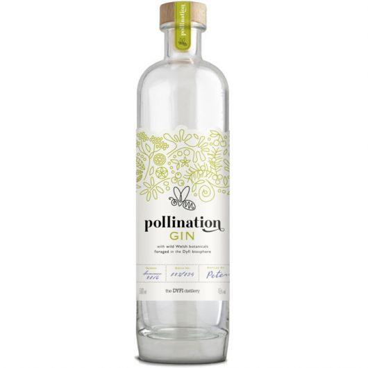Pollination Gin, Dyfi Distillery, 45% vol - 50cl