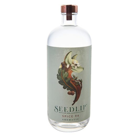 Seedlip Spice 94 Aromatic, Distilled Non-Alcoholic Spirit