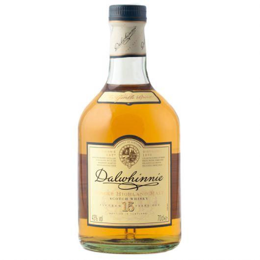 Dalwhinnie 15 Year Old, Highland Single Malt Whisky, 43% vol