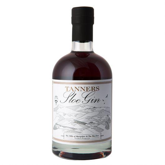 Tanners Sloe Gin, 27% vol