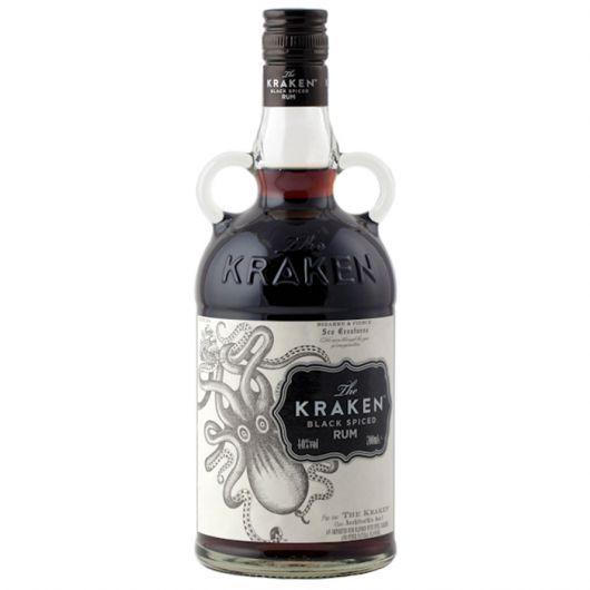 The Kraken Black Spiced Rum, 40% vol