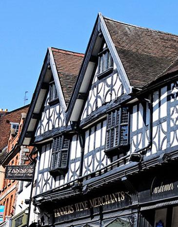 Shrewsbury Cellars Shop