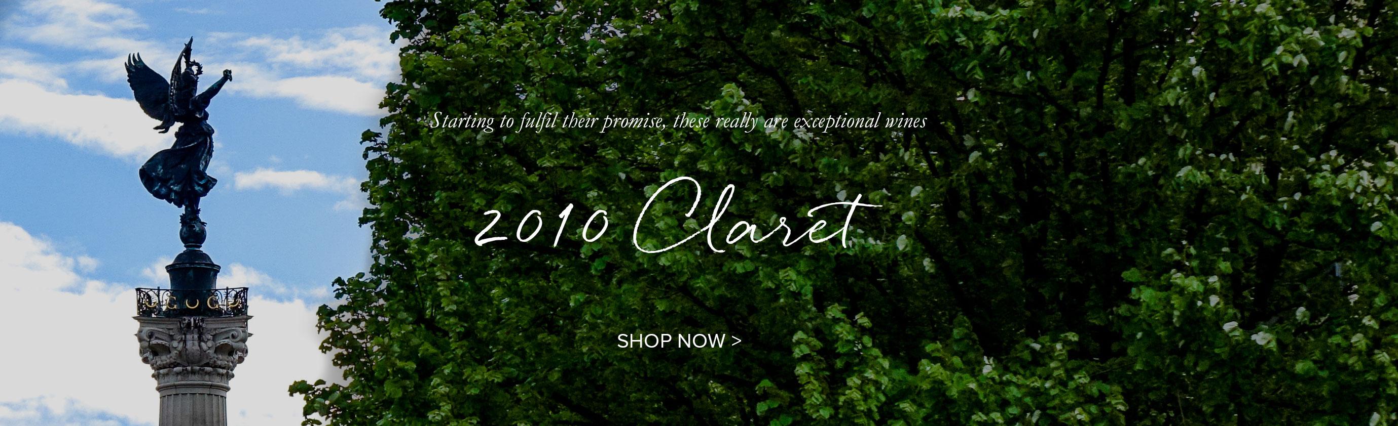 Claret 2010