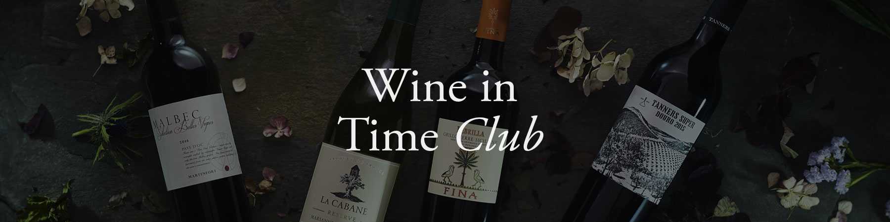 WINE IN TIME