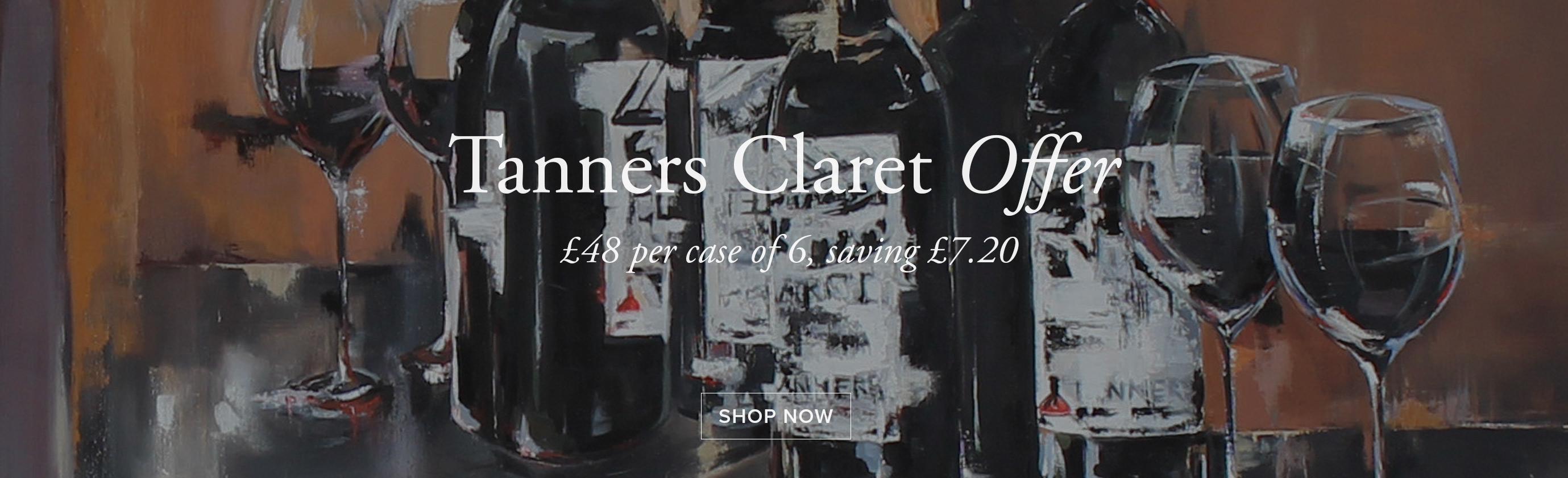 Latest Offers Tanners Claret