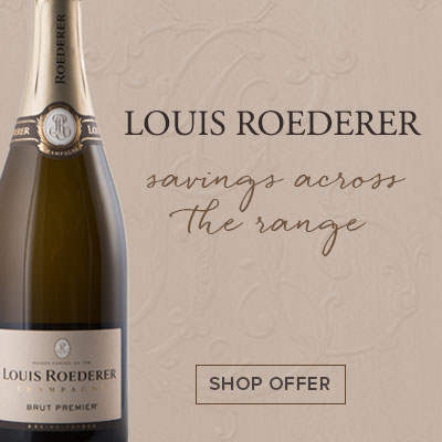 Louis Roederer Champagne Offer