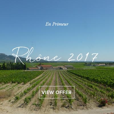Rhone En primeur 2017