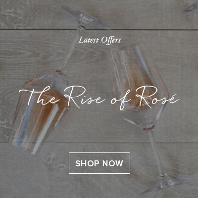 New Offer - The Rise of Rosé