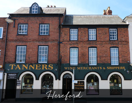 Tanners Hereford