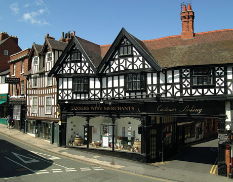 Tanners, Wyle Cop Shrewsbury