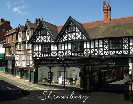 Tanners Shrewsbury