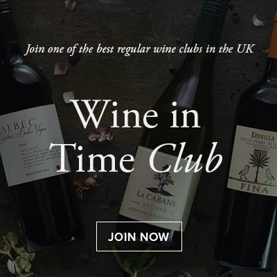 Wine in Time Wine Club Subscription