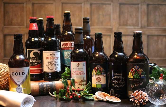 Shropshire & Borders Ales - Christmas Gift