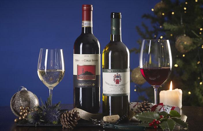 Two Italians - Christmas Gift