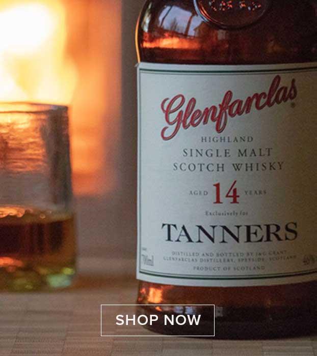 Tanners Glenfarclas Single Malt
