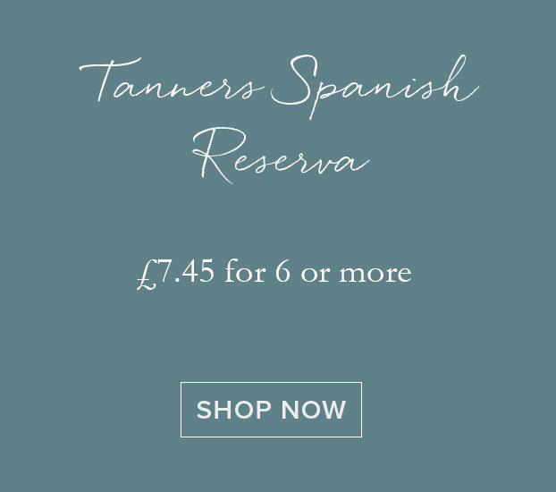 Tanners Spanish Reserva, La Mancha 2014