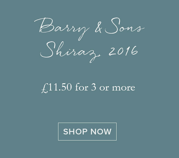 Barry & Sons Shiraz 2016