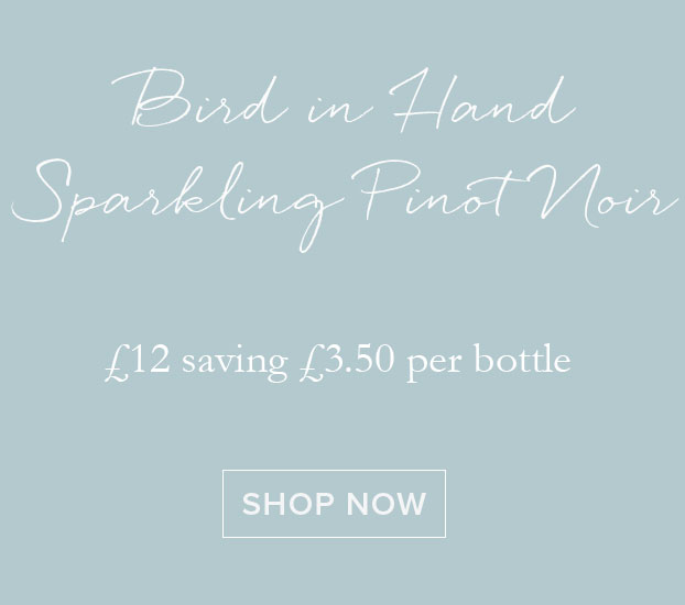Special Offers Bird in Hand Sparkling Pinot Noir