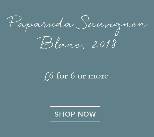 Paparuda Sauvignon Blanc, Estate Selection 2018