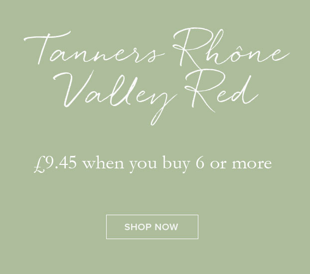 Tanners Rhône Valley Red