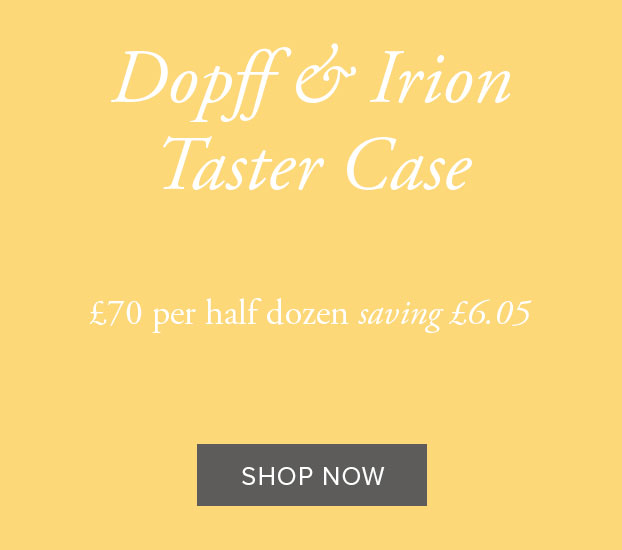 DOPFF & IRION TASTER CASE - HALF DOZEN