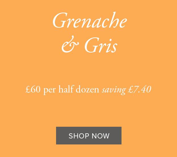 Grenache and Gris Half Dozen