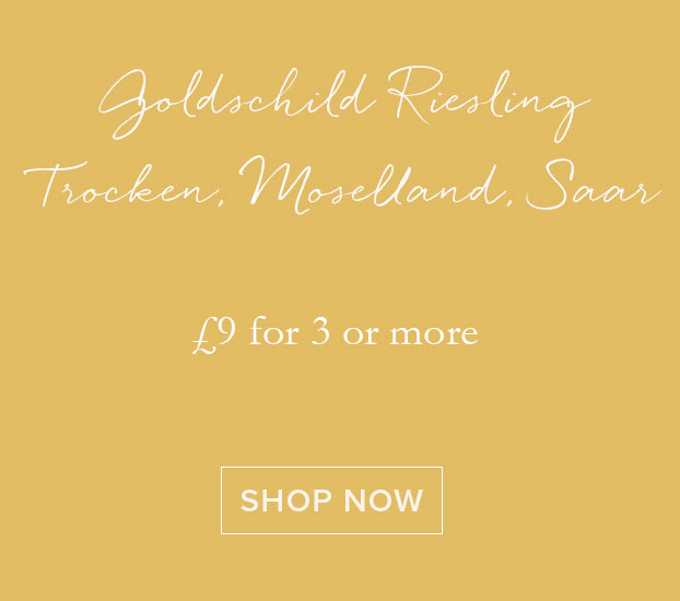 Goldschild Riesling Trocken, Moselland, Saar 2018